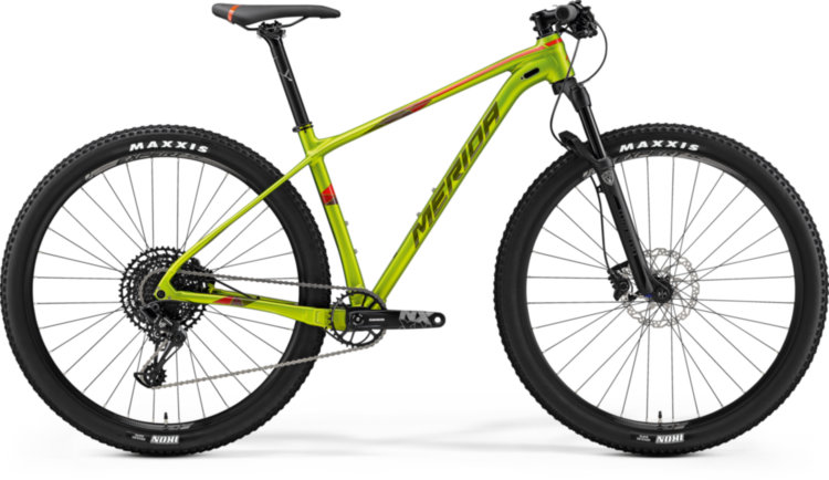 Merida Big.Nine NX EDITION 29 2019
