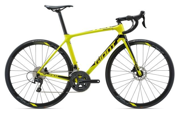Giant TCR Advanced 2 Disk King of Mountain 28 2018