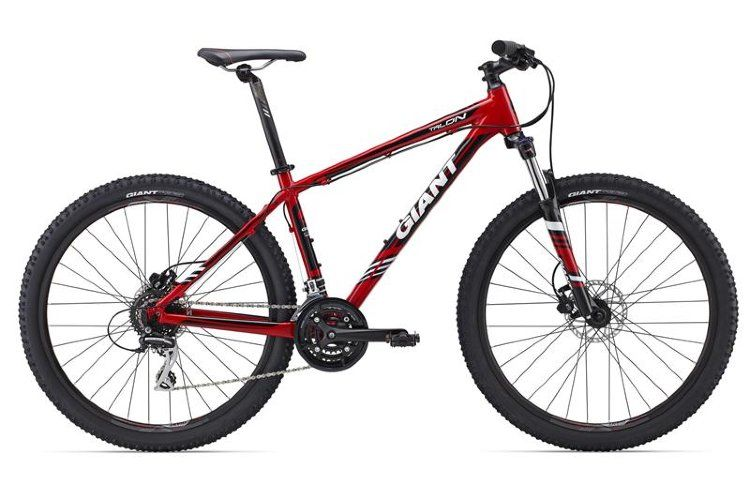Giant Talon 27.5 4 2015