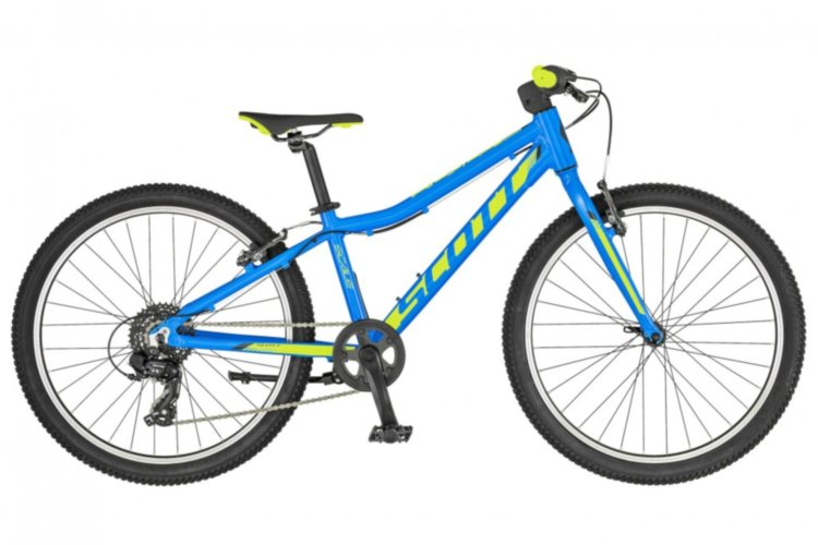 Scott Scale 24 rigid fork 2019