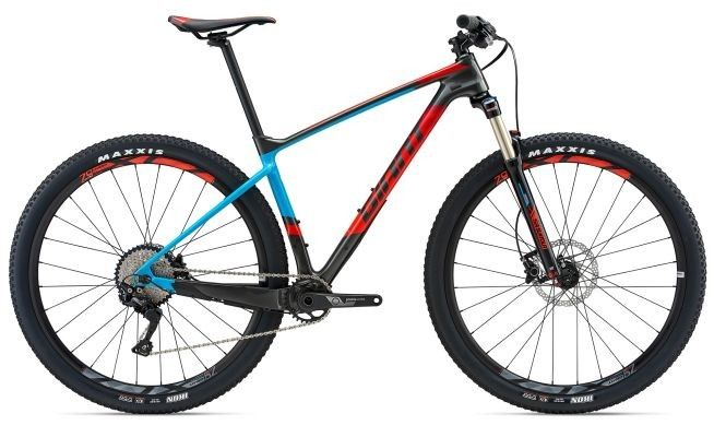 Giant XTC Advanced 29'er 3 2018